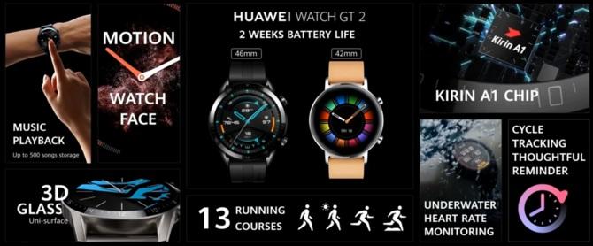 Premiera Huawei Watch GT 2e: ceniony smartwatch w nowej wersji [6]