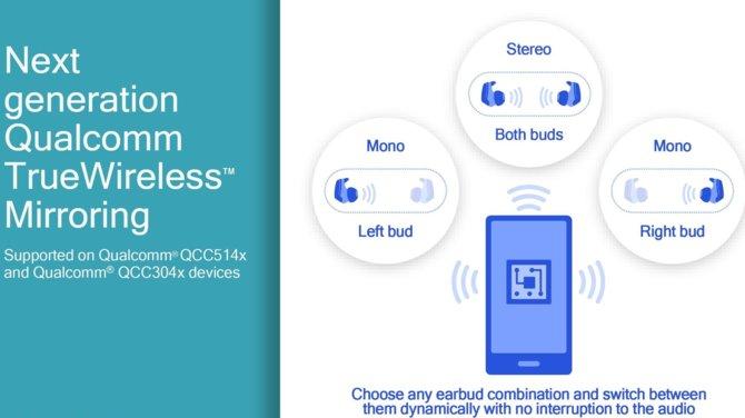 Qualcomm QCC514x i QCC304x: układy SoC do słuchawek BT z ANC [2]