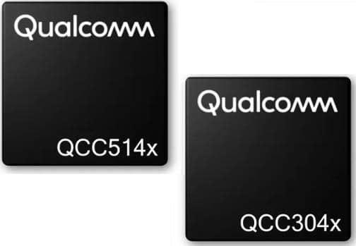 Qualcomm QCC514x i QCC304x: układy SoC do słuchawek BT z ANC [4]