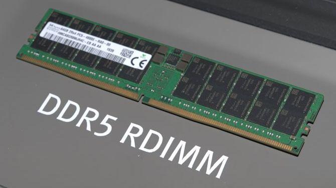 Pamięci DDR5 4800 MT/s trafią na rynek jeszcze w tym roku [1]