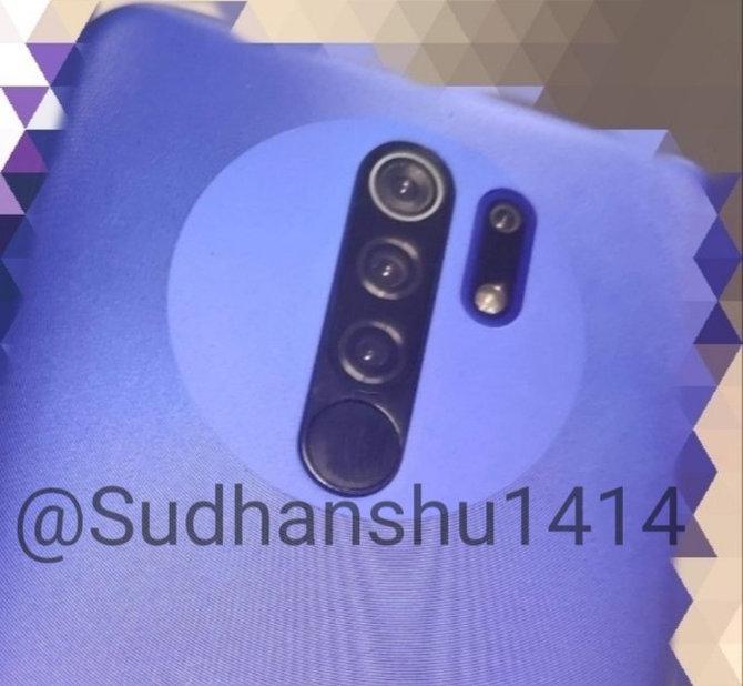 Redmi 9 - smartfon z poczwórnym aparatem i układem Helio G80 [2]
