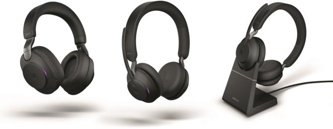 Jabra Evolve2: trzy nowe modele słuchawek celowane w biznes [3]