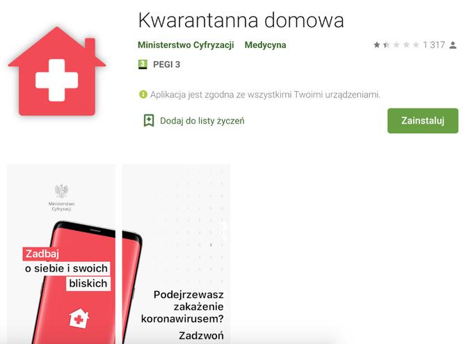 Kwarantanna domowa: aplikacja może być wkrótce obowiązkowa [2]