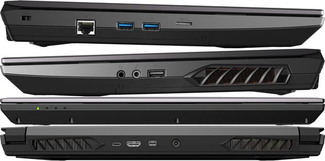 XMG Apex 15 - Laptop z 16-rdzeniowym procesorem od AMD [3]