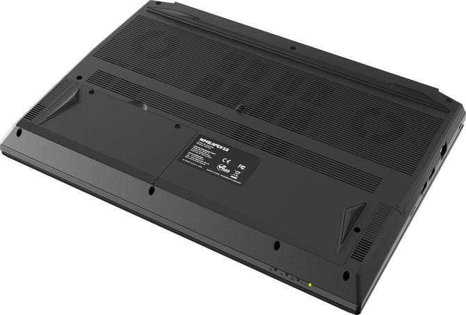 XMG Apex 15 - Laptop z 16-rdzeniowym procesorem od AMD [4]
