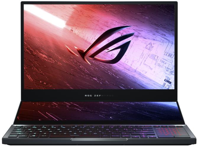 Laptopy ASUS - nowości z Intel Comet Lake-H i NVIDIA RTX SUPER [2]