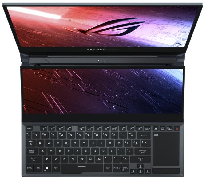 Laptopy ASUS - nowości z Intel Comet Lake-H i NVIDIA RTX SUPER [3]
