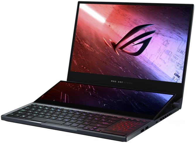 Laptopy ASUS - nowości z Intel Comet Lake-H i NVIDIA RTX SUPER [4]