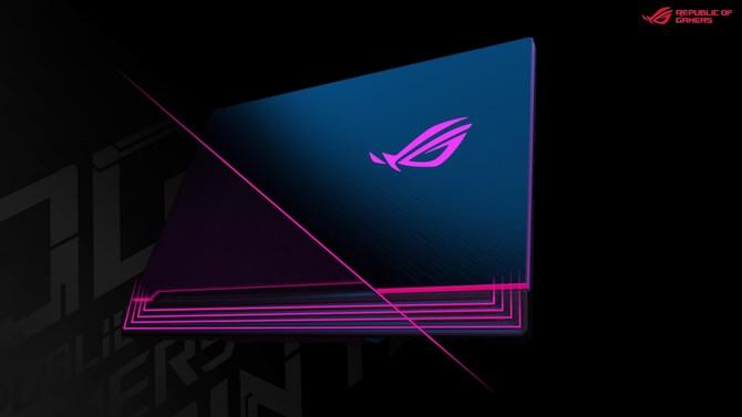 Laptopy ASUS - nowości z Intel Comet Lake-H i NVIDIA RTX SUPER [10]