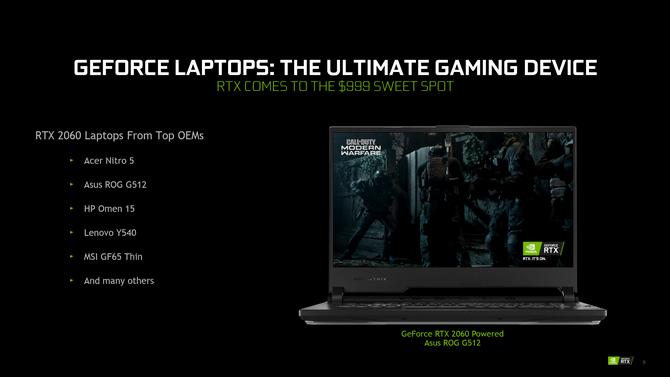 Nowe karty NVIDIA GeForce GTX i RTX 2000 SUPER dla notebooków [7]