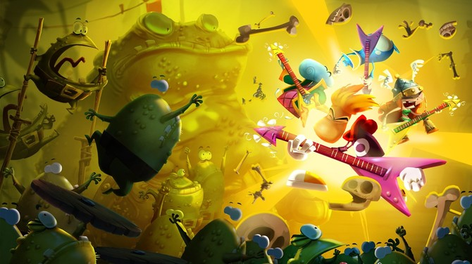 Rayman Legends za darmo w Uplay. Darmowych gier będzie więcej [1]