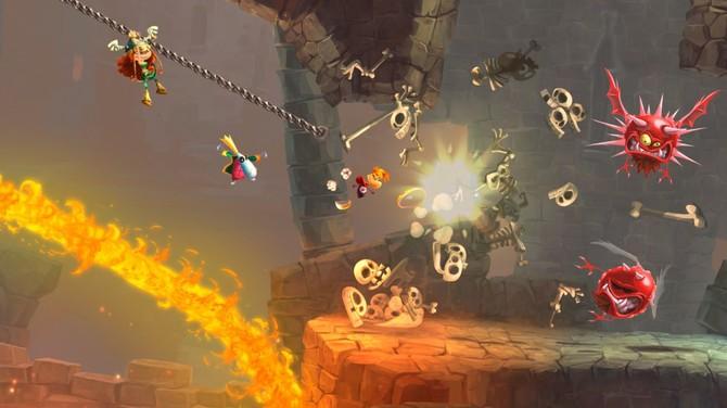 Rayman Legends za darmo w Uplay. Darmowych gier będzie więcej [2]