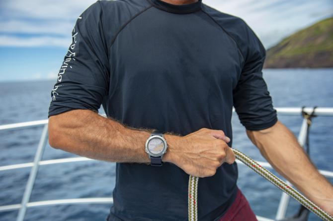 Garmin quatix 6: Smartwatche z myślą o żeglarzach i nie tylko [1]