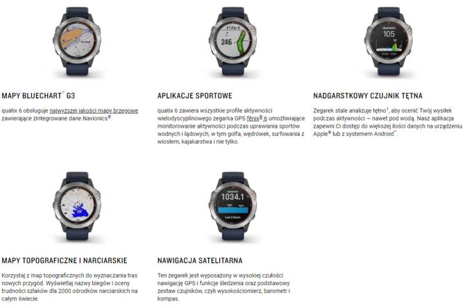 Garmin quatix 6: Smartwatche z myślą o żeglarzach i nie tylko [3]