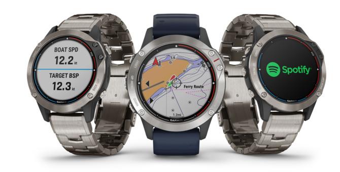 Garmin quatix 6: Smartwatche z myślą o żeglarzach i nie tylko [4]