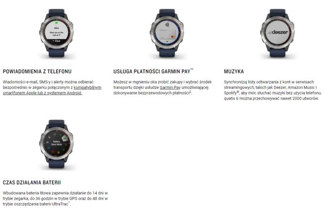 Garmin quatix 6: Smartwatche z myślą o żeglarzach i nie tylko [5]