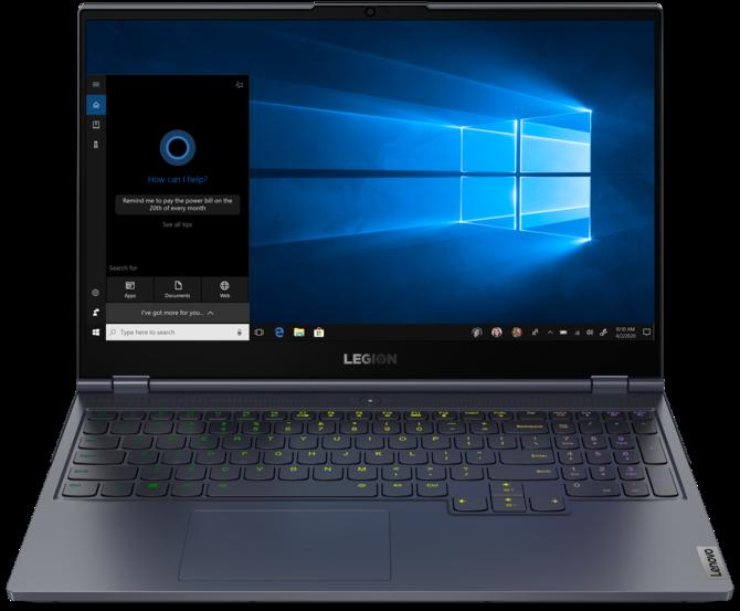 Lenovo Legion 5i oraz Legion 7i - nowości z NVIDIA RTX SUPER [1]
