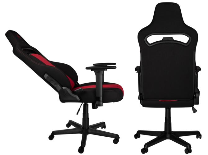 Nitro Concepts S250 - Fotele gamingowe z materiałowym obiciem [2]