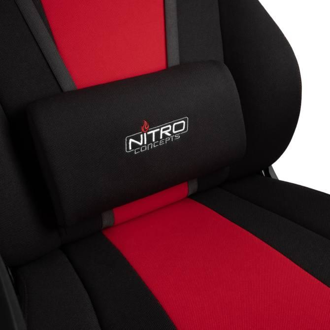 Nitro Concepts S250 - Fotele gamingowe z materiałowym obiciem [5]
