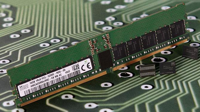 SK Hynix rozpocznie masową produkcję pamięci DDR5 w 2020 roku [1]