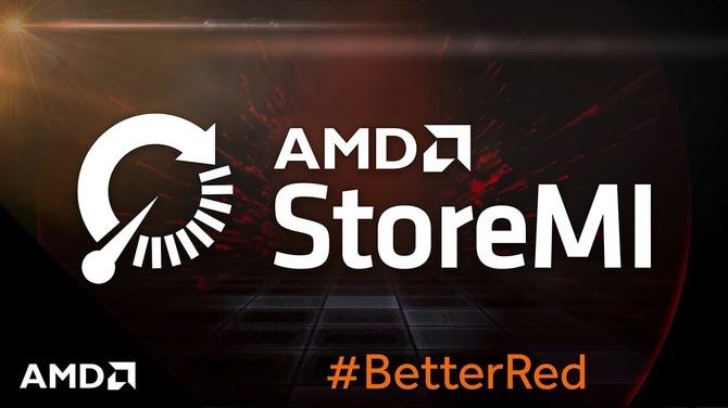 AMD StoreMI - koniec wsparcia dla technologii łączenia SSD i HDD [1]