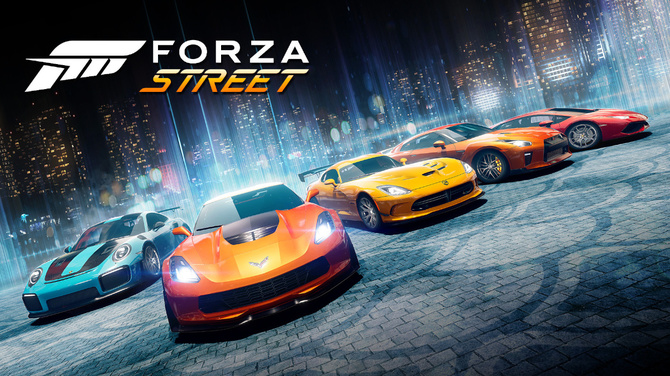 Forza Street na smartfony z systemem Android oraz iOS już 5 maja [1]