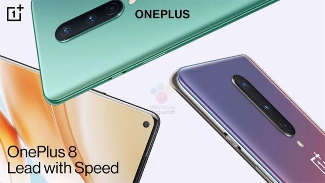OnePlus 8 bez certyfikatu IP68, a także bez ładowania indukcyjnego [1]
