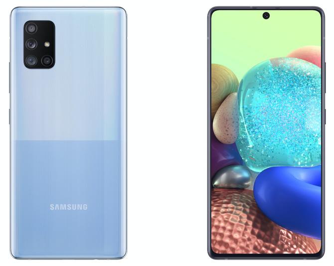 Samsung Galaxy A71 5G i Galaxy A51 5G - średniaki z modemem 5G [4]