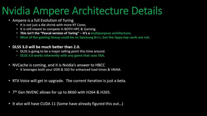 NVIDIA GeForce RTX 3000 - informacje o wydajności w Ray Tracingu [3]