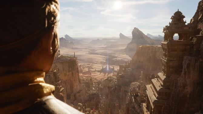 Unreal Engine 5 ujawniony. Pokaz dema technologicznego na PS5 [4]