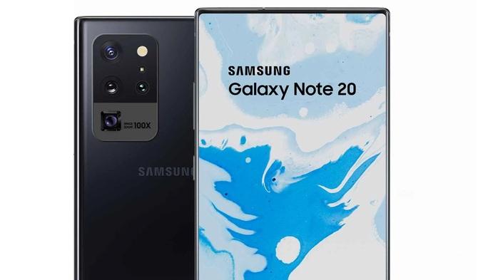 Samsung Galaxy Note 20 - kolejne przecieki o nowych smartfonach [2]
