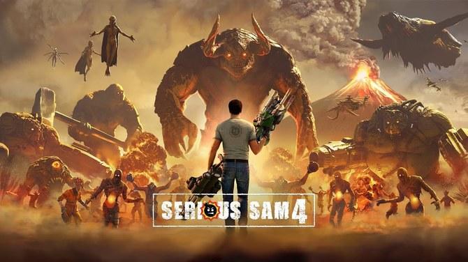 Serious Sam 4 z nowym zwiastunem - premiera gry już w wakacje [1]