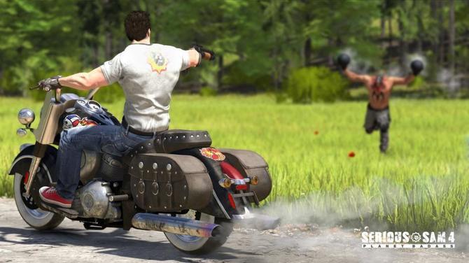 Serious Sam 4 z nowym zwiastunem - premiera gry już w wakacje [2]