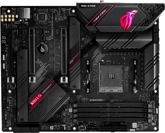 ASUS B550 - Przegląd płyt głównych dla AMD Ryzen 3000 [2]