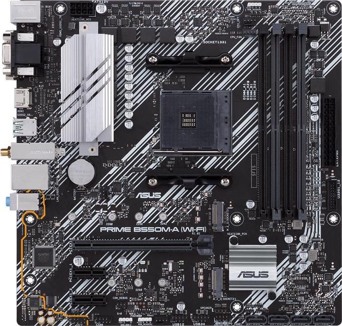 ASUS B550 - Przegląd płyt głównych dla AMD Ryzen 3000 [8]