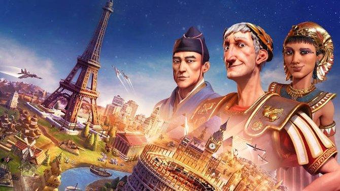 Civilization VI udostępniony za darmo w sklepie Epic Games Store [1]