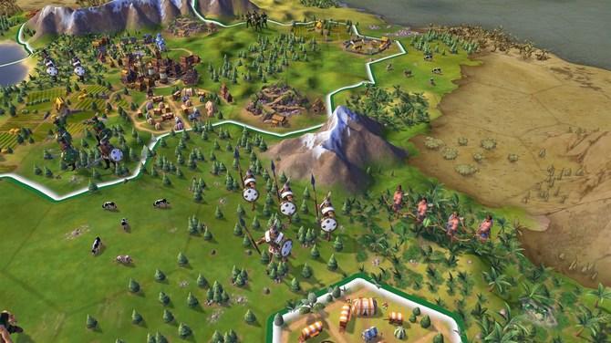Civilization VI udostępniony za darmo w sklepie Epic Games Store [2]