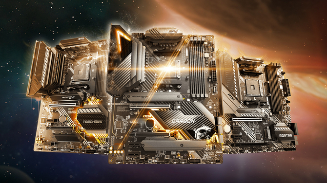 MSI B550 - Przegląd płyt głównych dla AMD Ryzen 3000 [1]