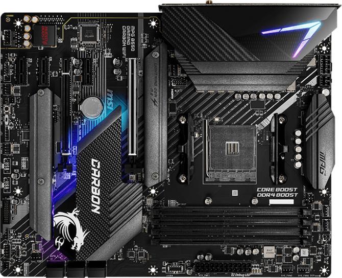 MSI B550 - Przegląd płyt głównych dla AMD Ryzen 3000 [2]