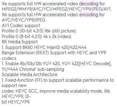 Intel Tiger Lake-U - szczegóły dotyczące układów graficznych Gen.12 [6]