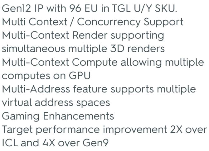 Intel Tiger Lake-U - szczegóły dotyczące układów graficznych Gen.12 [7]