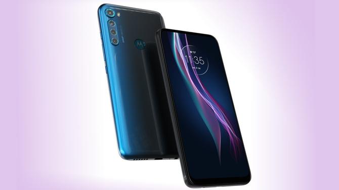 Motorola One Fusion+ na wycieku z YouTube Device Report [1]