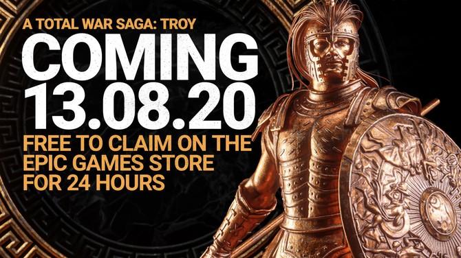 Total War Saga: Troy za darmo na Epic Store przez 24h od premiery [6]