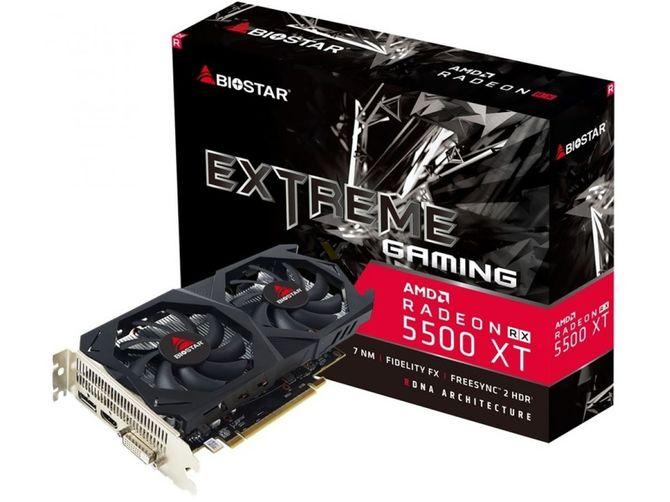 Biostar Radeon RX 5700 XT i RX 5500 XT - kolejne autorskie Navi [1]