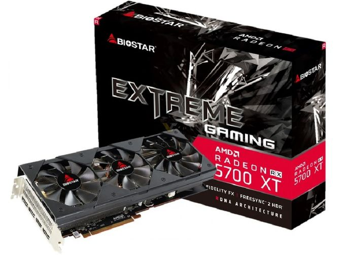 Biostar Radeon RX 5700 XT i RX 5500 XT - kolejne autorskie Navi [2]