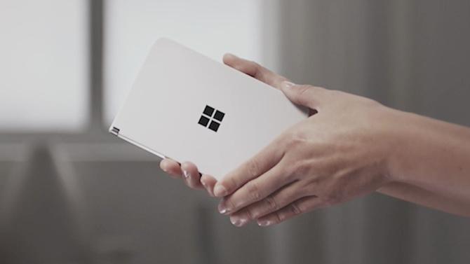 Microsoft Surface Duo z rysikiem. Mamy zdjęcia i specyfikację [1]