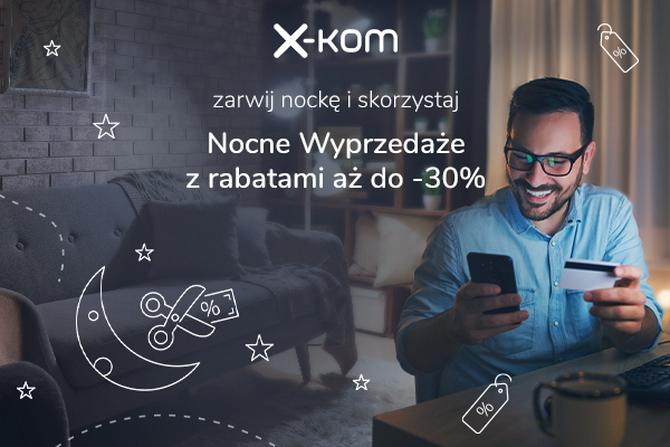 X-kom: niższe ceny klawiatur, kart pamięci, myszek, powerbanków [14]