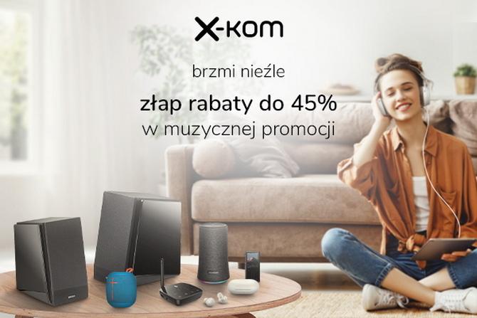 X-kom: niższe ceny klawiatur, kart pamięci, myszek, powerbanków [15]