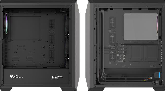 Genesis Irid 513 i Irid 515 - Stylowa obudowa w dwóch rozmiarach [2]