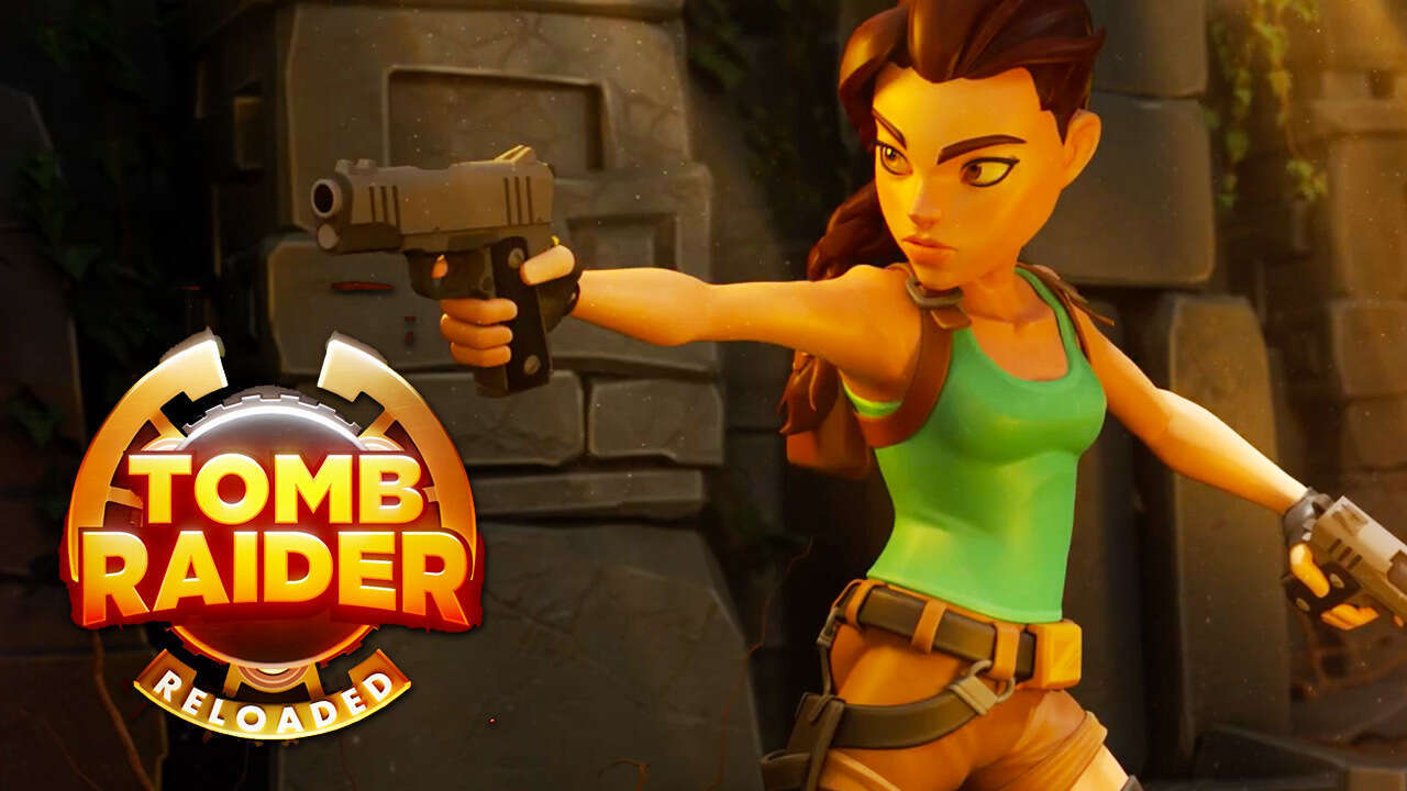 Tomb Raider 2021 Stream